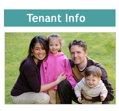 Central Coast Rental Property Tenant Info